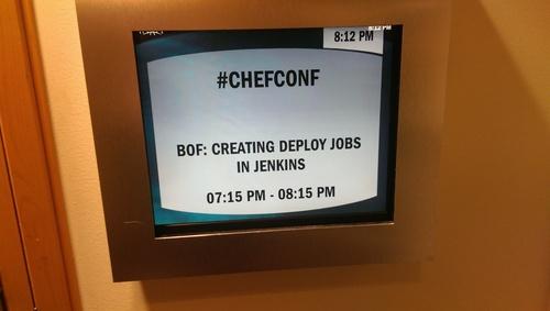 ChefConf 2014 BoF